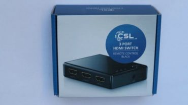 Full HD HDMI Switch im Test