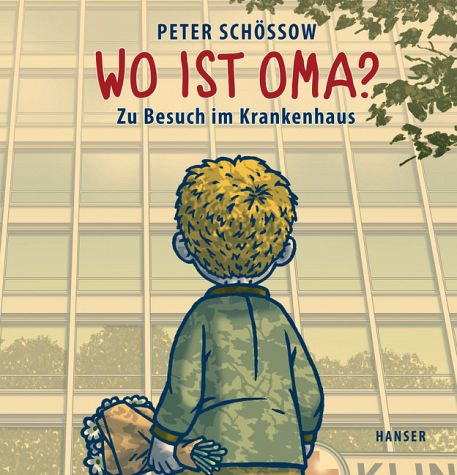 Peter Schössow - Wo ist Oma