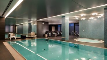 Adina Apartment Hotel Hamburg Michel - Pool - Foto (c) TFE Hotels