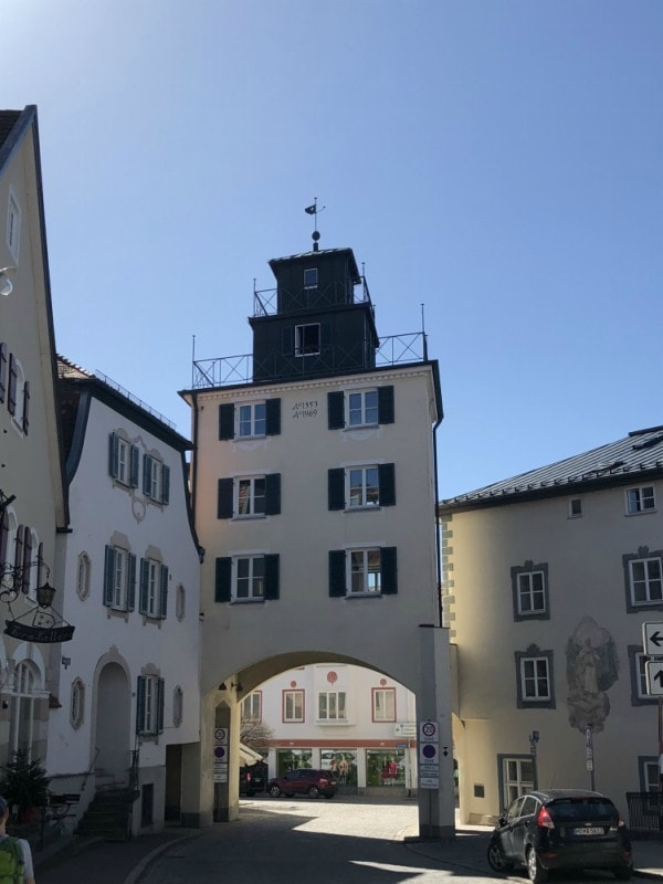 Altstadt in Bad Tölz